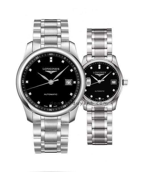 Đồng hồ đôi Longines Master L2.793.4.57.6 và L2.257.4.57.6
