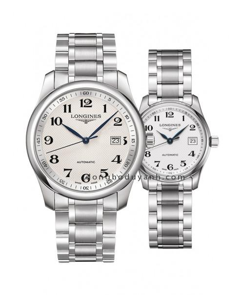 Đồng hồ đôi Longines Master L2.793.4.78.6 và L2.257.4.78.6