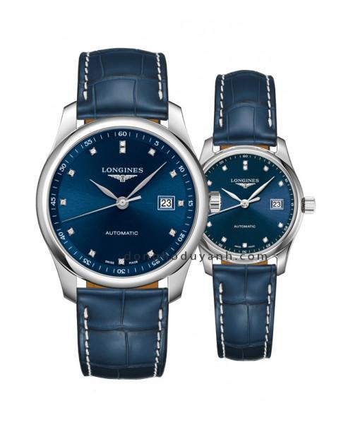 Đồng hồ đôi Longines Master L2.793.4.97.0 và L2.257.4.97.0