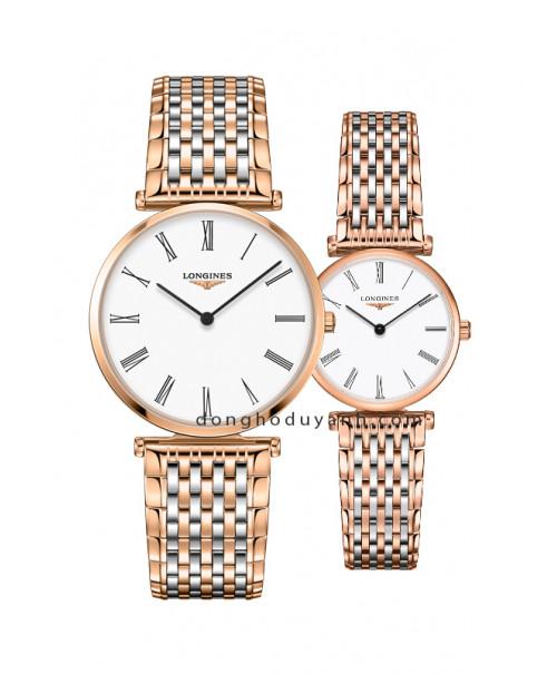 Đồng hồ đôi Longines L4.755.1.91.7 và L4.209.1.91.7