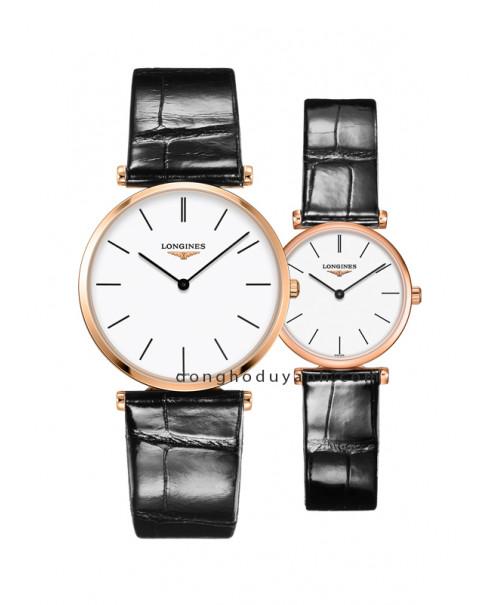 Đồng hồ đôi Longines L4.755.1.92.2 và L4.209.1.92.2