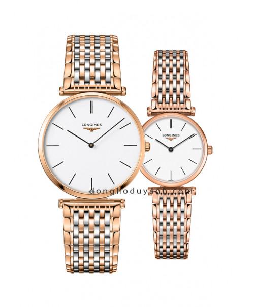 Đồng hồ đôi Longines L4.755.1.92.7 và L4.209.1.92.7