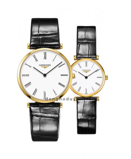 Đồng hồ đôi Longines L4.755.2.11.2 và L4.209.2.11.2
