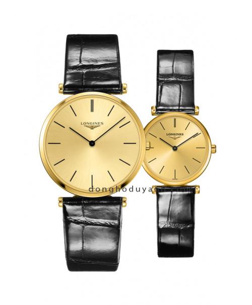 Đồng hồ đôi Longines L4.755.2.32.2 và L4.209.2.32.2