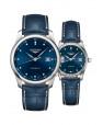 Đồng hồ đôi Longines Master L2.793.4.97.0 và L2.257.4.97.0 small