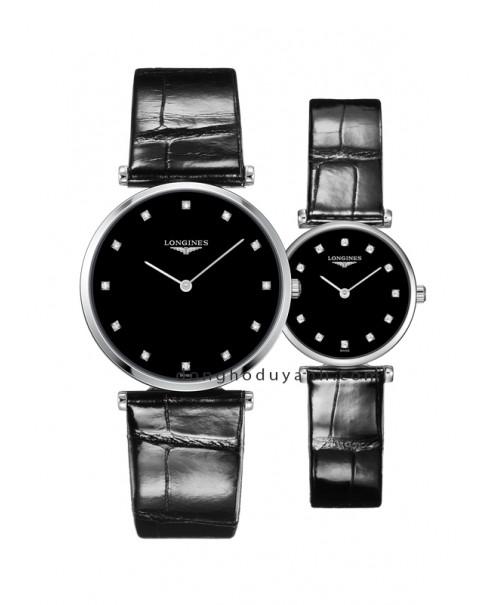 Đồng hồ đôi Longines L4.755.4.58.2 và L4.209.4.58.2