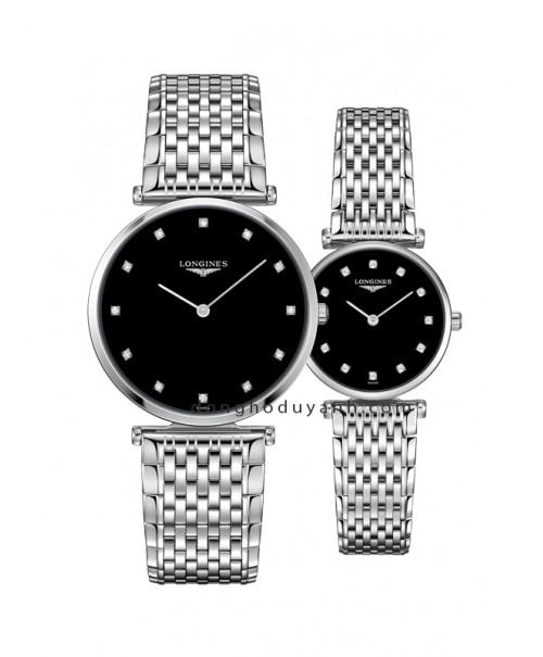 Đồng hồ đôi Longines L4.755.4.58.6 và L4.209.4.58.6