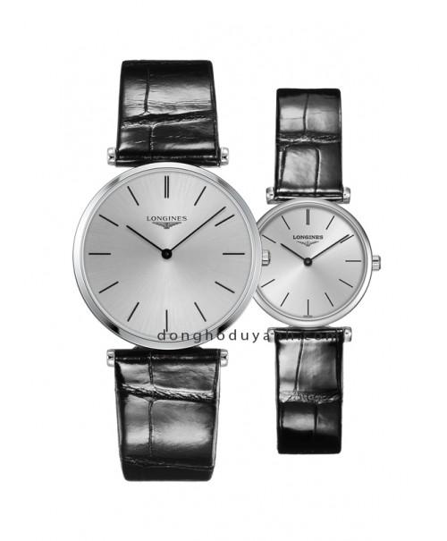 Đồng hồ đôi Longines L4.755.4.72.2 và L4.209.4.72.2