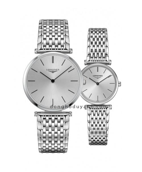 Đồng hồ đôi Longines L4.755.4.72.6 và L4.209.4.72.6