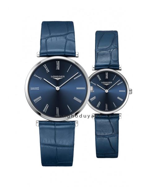 Đồng hồ đôi Longines L4.755.4.94.2 và L4.209.4.94.2