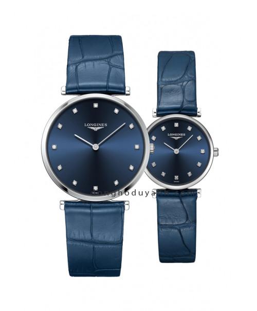 Đồng hồ đôi Longines L4.755.4.97.2 và L4.209.4.97.2