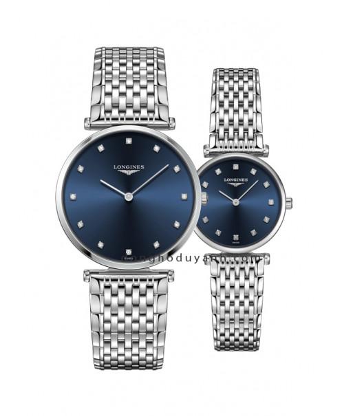 Đồng hồ đôi Longines L4.755.4.97.6 và L4.209.4.97.6