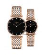 Đồng hồ đôi Longines L4.766.1.57.7 và L4.512.1.57.7 small