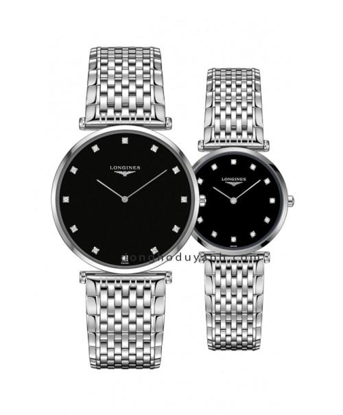 Đồng hồ đôi Longines L4.766.4.58.6 và L4.512.4.58.6