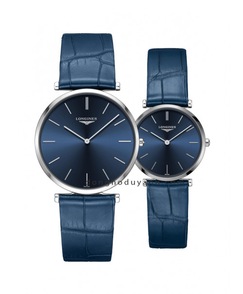 Đồng hồ đôi Longines L4.766.4.95.2 và L4.512.4.95.2