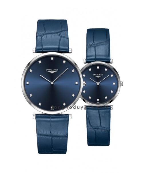 Đồng hồ đôi Longines L4.766.4.97.2 và L4.512.4.97.2