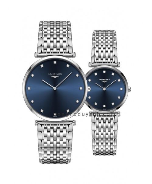 Đồng hồ đôi Longines L4.766.4.97.6 và L4.512.4.97.6