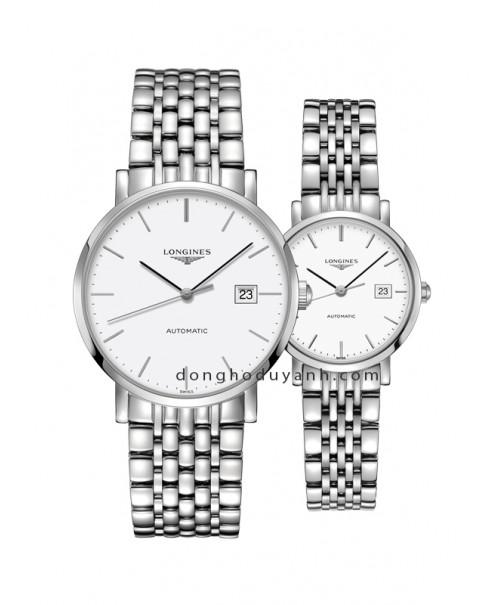 Đồng hồ đôi Longines L4.910.4.12.6 và L4.310.4.12.6