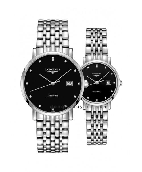 Đồng hồ đôi Longines L4.910.4.57.6 và L4.310.4.57.6