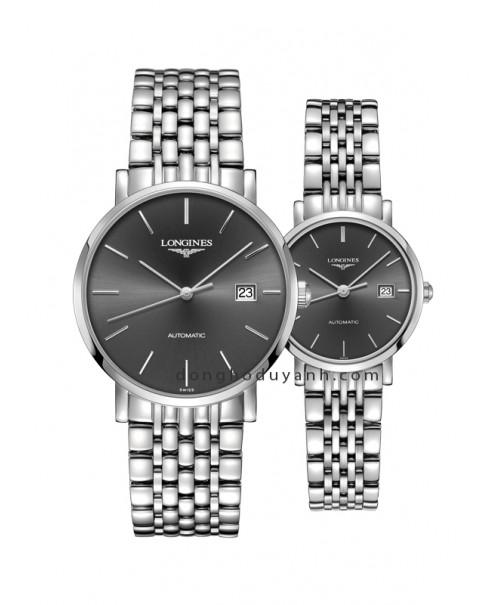 Đồng hồ đôi Longines L4.910.4.72.6 và L4.310.4.72.6