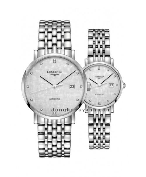Đồng hồ đôi Longines L4.910.4.77.6 và L4.310.4.77.6