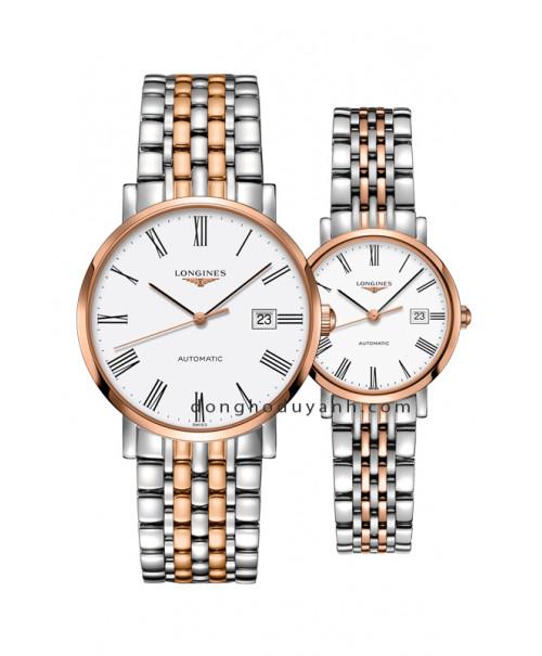 Đồng hồ đôi Longines L4.910.5.11.7 và L4.310.5.11.7