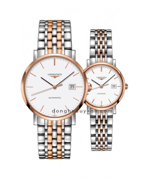 Đồng hồ đôi Longines L4.910.5.12.7 và L4.310.5.12.7