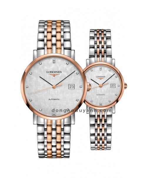 Đồng hồ đôi Longines L4.910.5.77.7 và L4.310.5.77.7