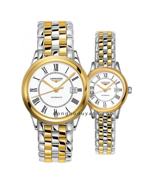 Đồng hồ đôi Longines L4.974.3.21.7 và L4.374.3.21.7