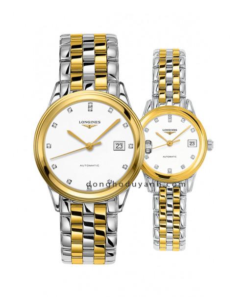 Đồng hồ đôi Longines L4.974.3.27.7 và L4.974.3.27.7