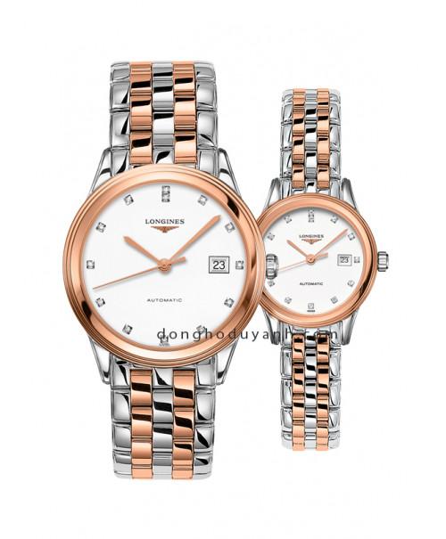 Đồng hồ đôi Longines L4.974.3.99.7 và L4.374.3.99.7