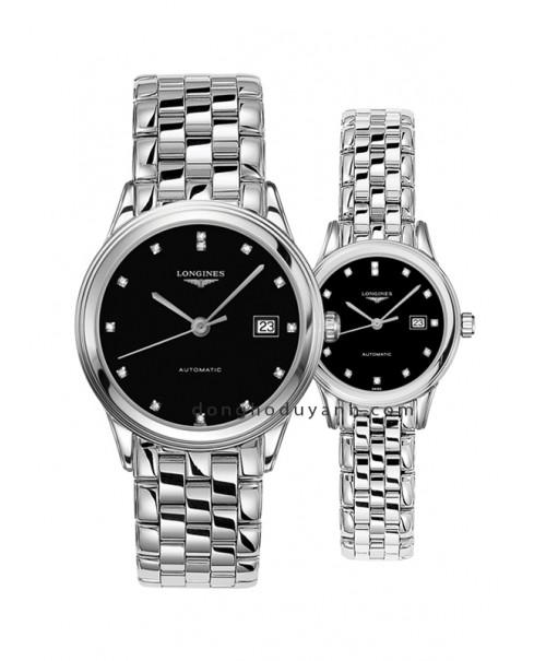 Đồng hồ đôi Longines L4.974.4.57.6 và L4.374.4.57.6