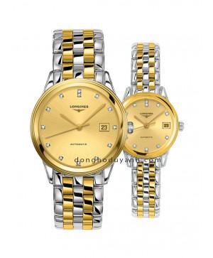 Đồng hồ đôi Longines L4.974.3.37.7 và L4.374.3.37.7