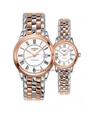 Đồng hồ đôi Longines L4.974.3.91.7 và L4.374.3.91.7