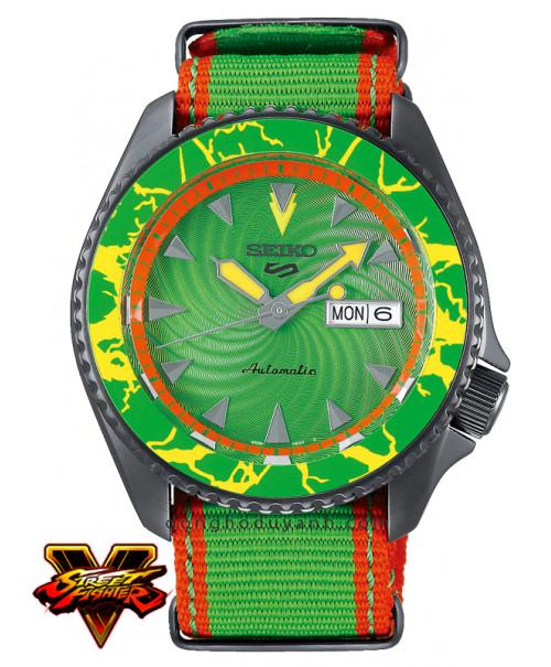 Đồng hồ Seiko 5 Sports BLANKA - Call Of The Wild SRPF23K1