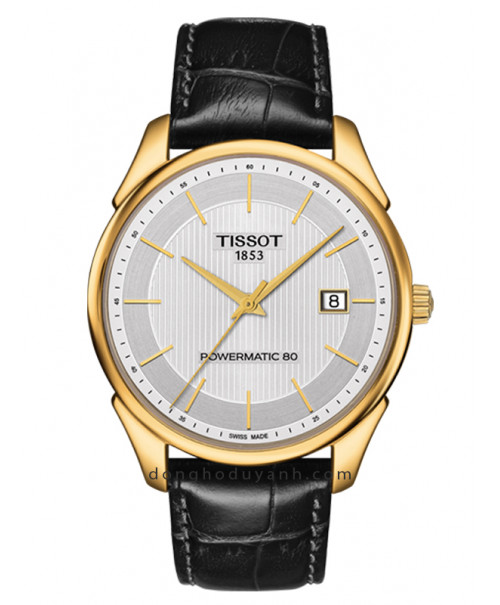 Tissot Vintage Powermatic 80 18k Gold T920.407.16.031.00
