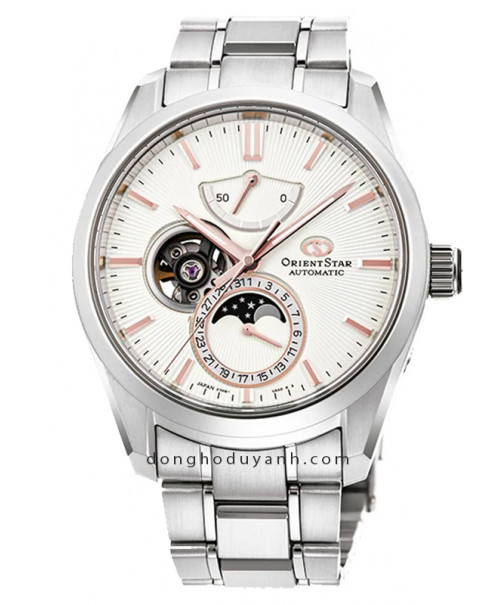Đồng hồ Orient Star Moonphase RE-AY0003S00B