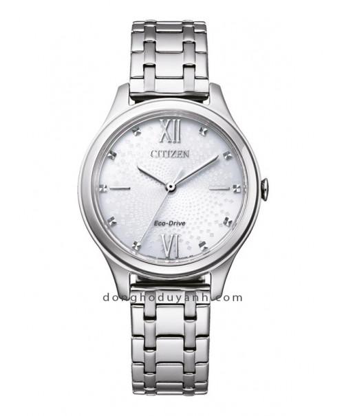 Đồng hồ Citizen Eco-Drive EM0500-73A