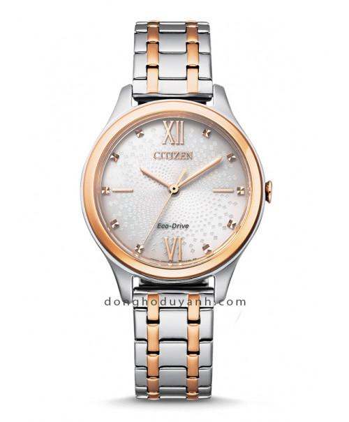 Đồng hồ Citizen Eco-Drive EM0506-77A