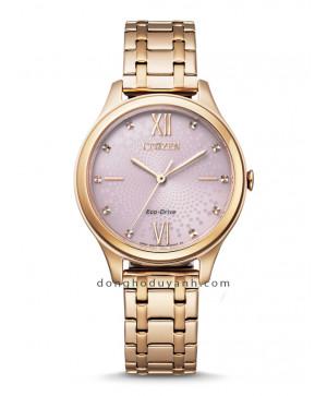 Đồng hồ Citizen Eco-Drive EM0503-75X