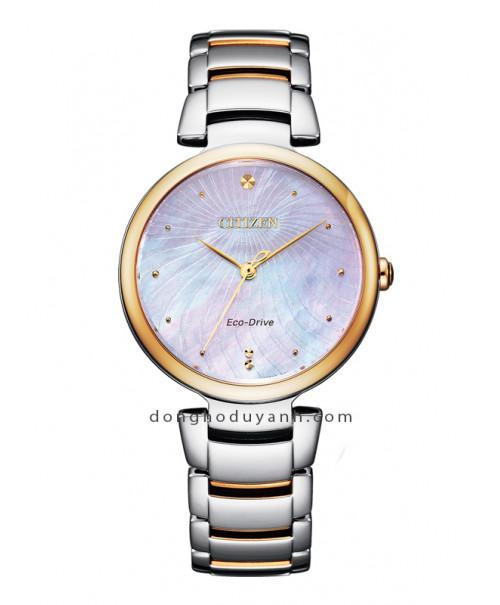 Đồng hồ Citizen Eco-Drive EM0854-89Y