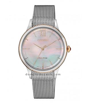Đồng hồ Citizen Eco-Drive EM0816-88Y