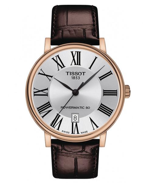 Đồng hồ Tissot Carson Premium Powermatic 80 T122.407.36.033.00