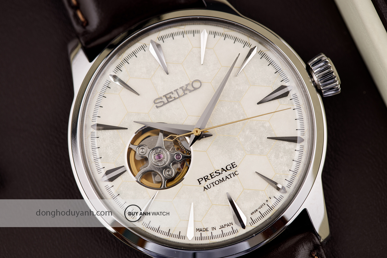 Seiko Presage Cocktail Honeybee Limited Edition SSA409J1