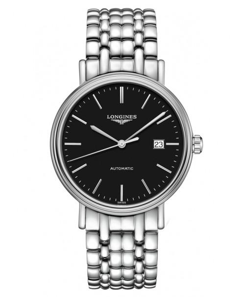 Đồng hồ Longines Présence Automatic Indexes L4.922.4.52.6
