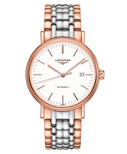 Đồng hồ Longines Présence Automatic Indexes L4.922.1.12.7