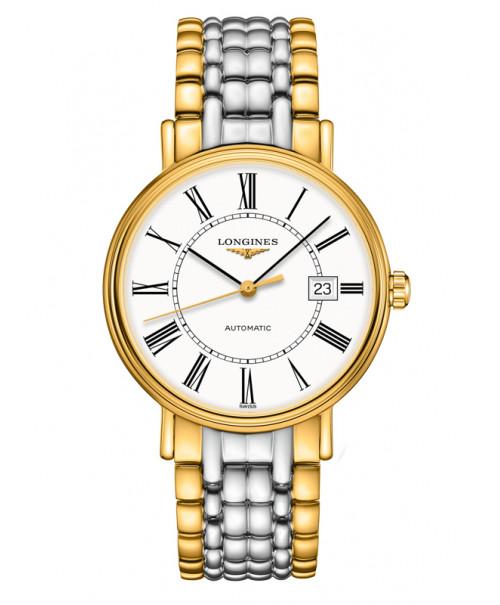 Đồng hồ Longines Présence Automatic Roman L4.922.2.11.7