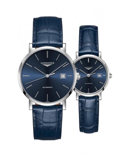 Đồng hồ đôi Longines Elegant L4.910.4.92.2 và L4.310.4.92.2