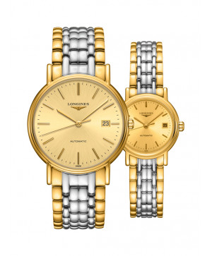 Đồng hồ đôi Longines L4.921.2.32.7 và L4.321.2.32.7