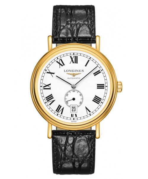 Đồng hồ Longines Presence Small Seconds L4.905.2.11.2